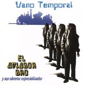 portada del disco Vano Temporal