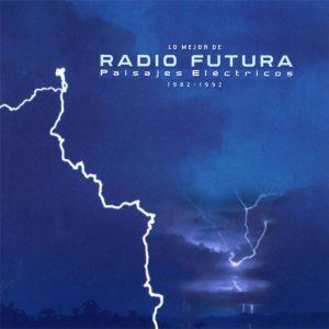 portada del disco Paisajes Eléctricos 1982 - 1992