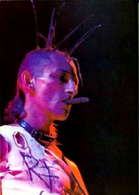 foto del grupo imagen del grupo Enrique Sierra y los Ventiladores