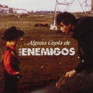portada del disco Alguna Copla de los Enemigos