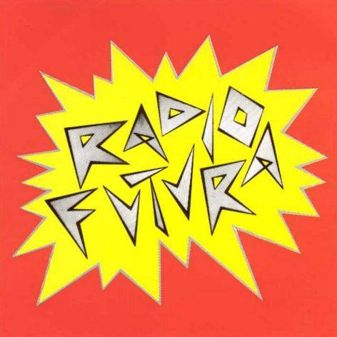 portada del disco Radio Futura