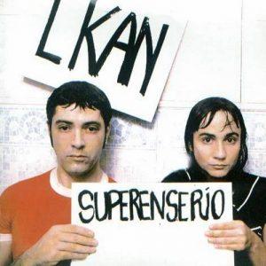 portada del disco Superenserio