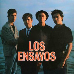 portada del disco Los Ensayos
