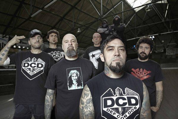 foto del grupo imagen del grupo Def Con Dos
