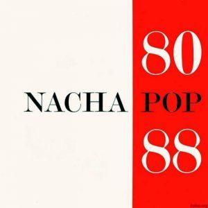portada del disco Nacha Pop 80-88