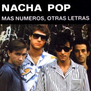 portada del disco Más Números, Otras Letras