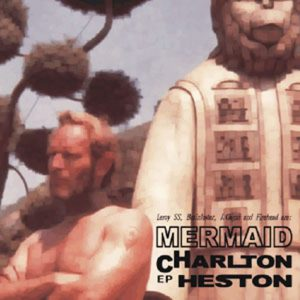 portada del disco The Charlton Heston EP