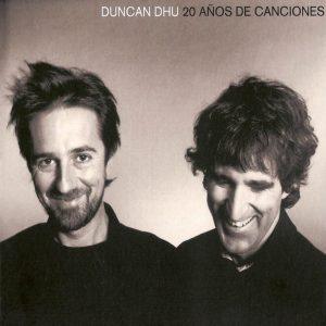 portada del disco 20 Años de Canciones