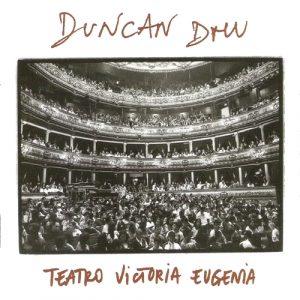 portada del disco Teatro Victoria Eugenia