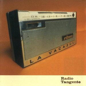 portada del disco Radio Tangente