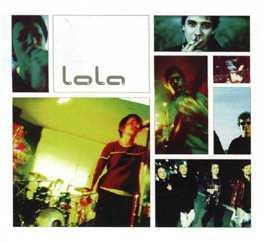 portada del disco l.o.l.a.