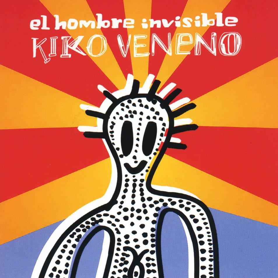 portada del album El Hombre Invisible (reedición)