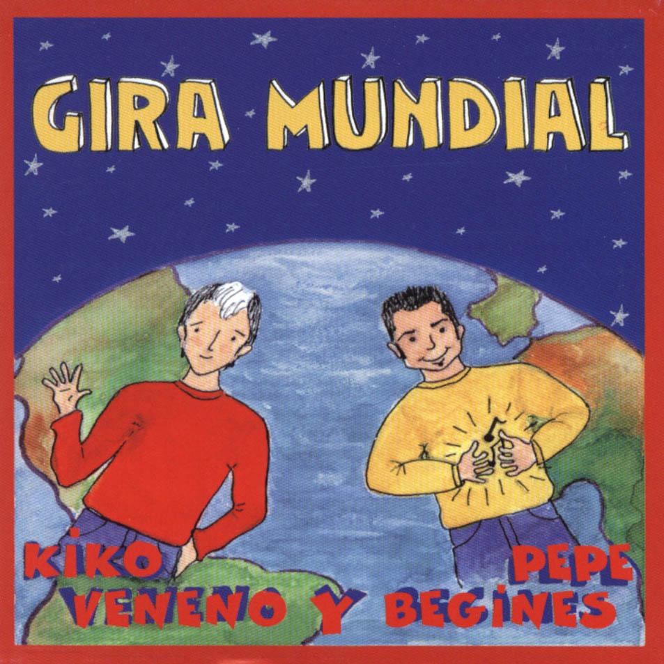 portada del album Gira Mundial