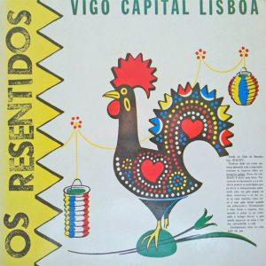 portada del disco Vigo Capital Lisboa