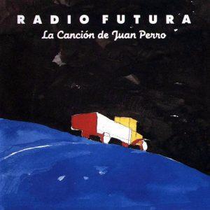 portada del album La Canción de Juan Perro