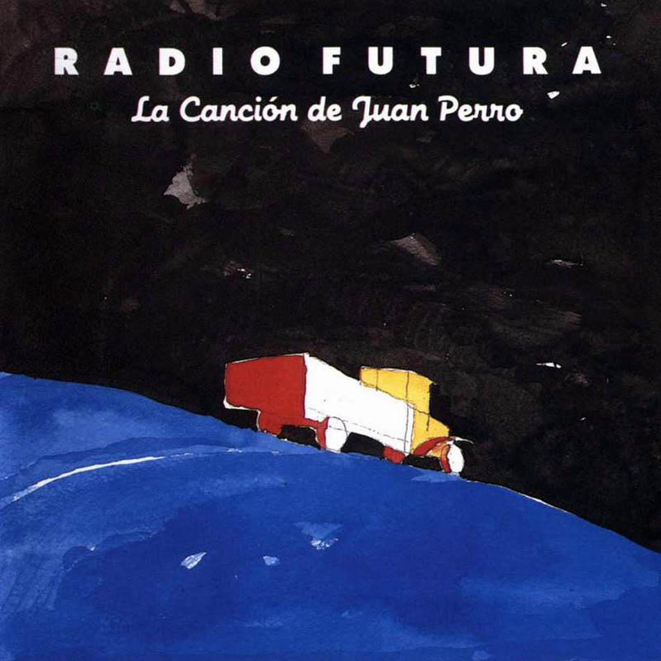 portada del disco La Canción de Juan Perro