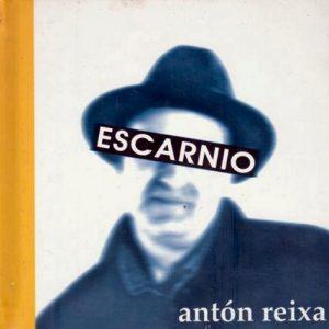portada del disco Escarnio