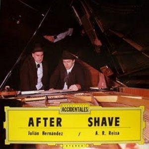 portada del disco After Shave