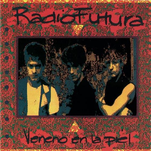 portada del disco Veneno en la Piel