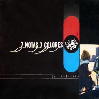 portada del disco La Medicina