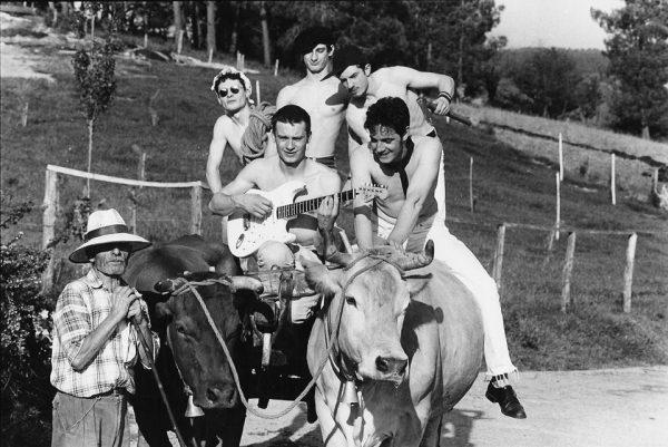 foto del grupo imagen del grupo Rastreros