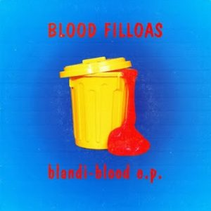 portada del disco Blandi-Blood