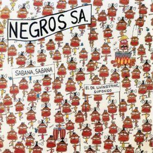 portada del disco Sabana, Sabana / El Dr. Livingstone, Supongo