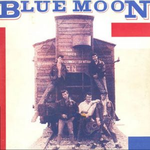 portada del disco Blue Moon