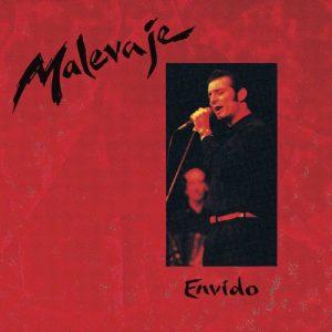 portada del disco Envido