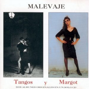 portada del disco Tangos y Margot