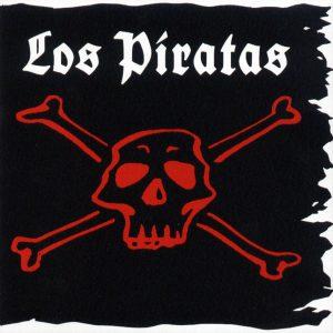 portada del disco Los Piratas