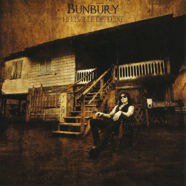 disco de enrique bunbury hellville de luxe
