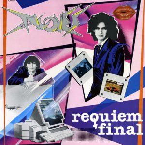 portada del disco Requiem Final