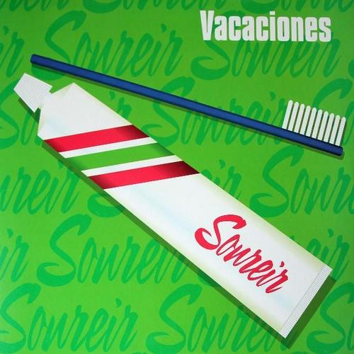 portada del album Sonreír (vinilo)