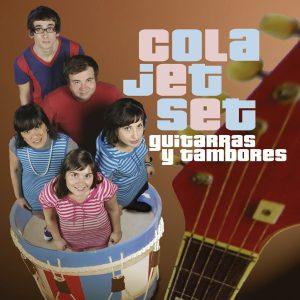 portada del disco Guitarras y Tambores