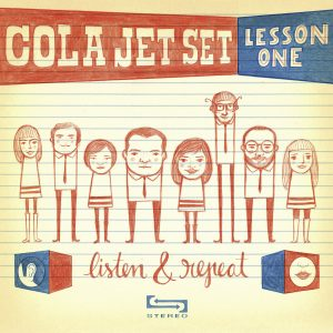 portada del disco Lesson One: Listen & Repeat