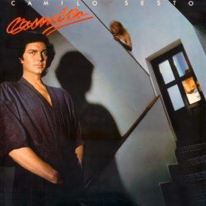 portada del disco Camilo Canta en Inglés