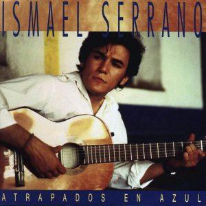 portada del disco Atrapados en Azul