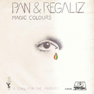 portada del disco Magic Colours