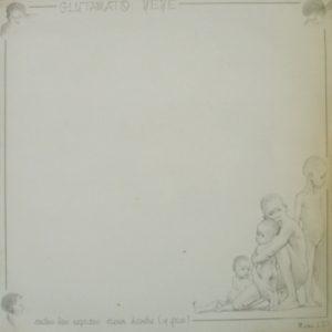 portada del album Todos los Negritos Tienen Hambre y Frío