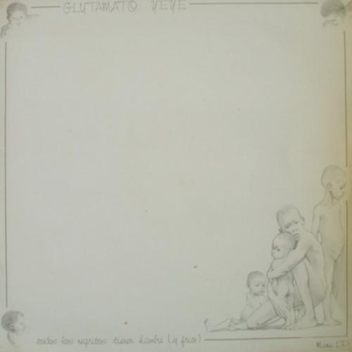 portada del disco Todos los Negritos Tienen Hambre y Frío