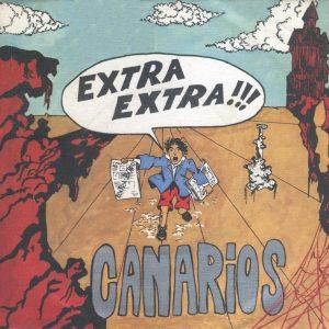 portada del disco Extra, Extra!!!