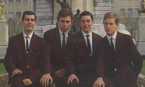 foto del grupo imagen del grupo Los Continentales