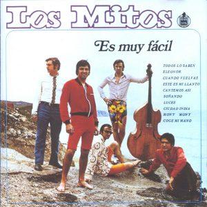 portada del album Es Muy Fácil