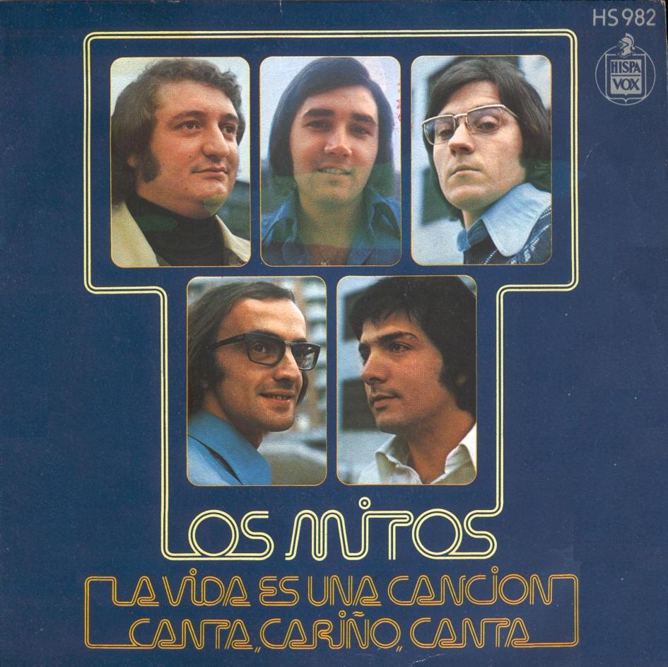 portada del disco La Vida es una Canción / Canta, Cariño, Canta