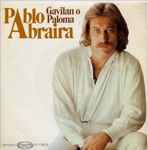 portada del disco Gavilán o Paloma