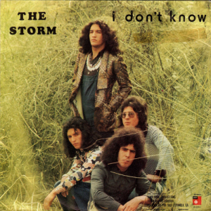 portada del disco I Don't Know / Un Señor Llamado Fernández de Córdoba