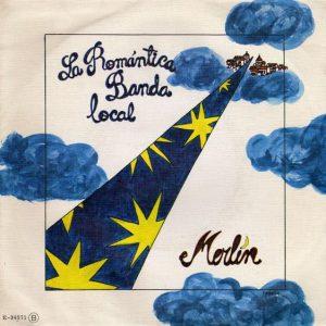 portada del disco Merlín / El Niño Completo