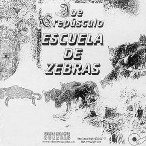 portada del disco Escuela de Zebras