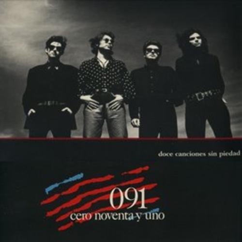 portada del album Doce Canciones sin Piedad